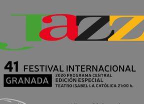 Festival de Jazz de Granada 2020, conciertos, cartel y programación completa CANCELADO