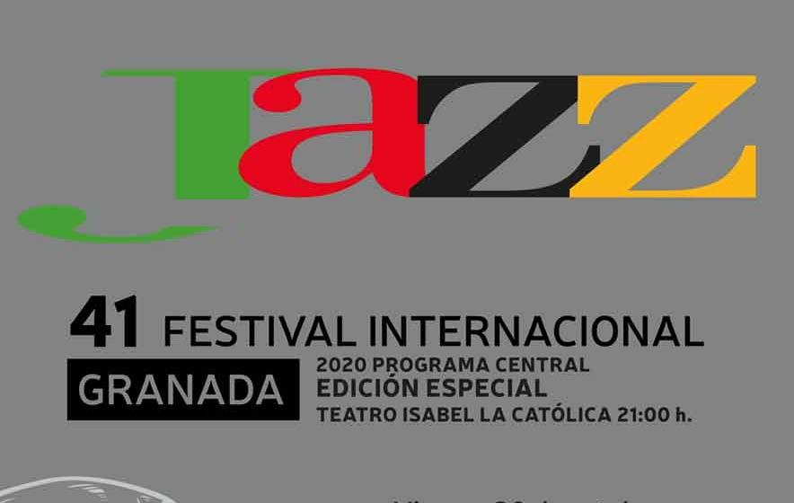 Festival de Jazz de Granada 2020, conciertos, cartel y programación completa, cartel2020
