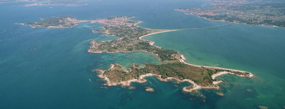 Illa de Arousa Pontevedra