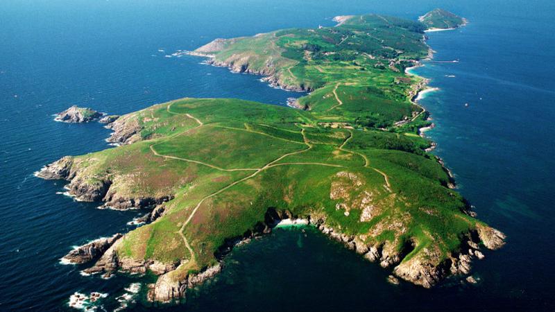 Isla de Ons Pontevedra