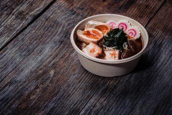 Itadaki comida para llevar