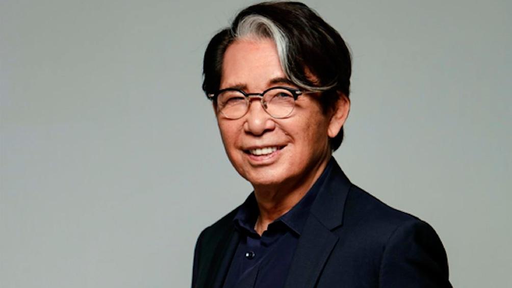 Fallece el diseñador japonés Kenzo Takada por coronavirus
