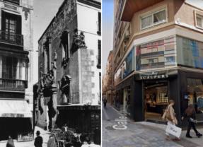 La Murcia desaparecida, el antes y después de nuestra ciudad