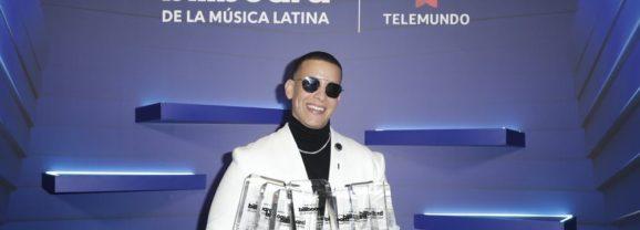 Bad Bunny y Daddy Yankee triunfan en los Latin Billboard