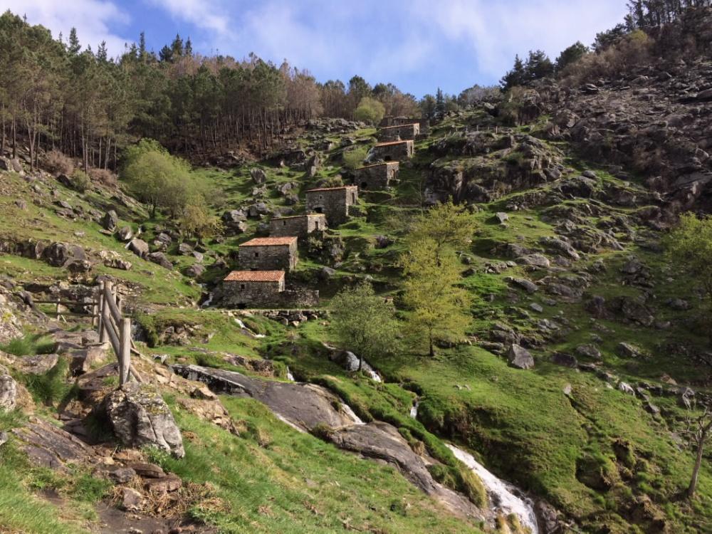 Molinos del Picón y del Folón Pontevedra