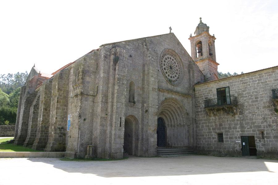 Monumentos destacados Pontevedra Monasterio de Armenteira