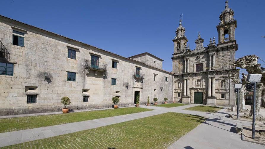Monasterio de Poio Pontevedra