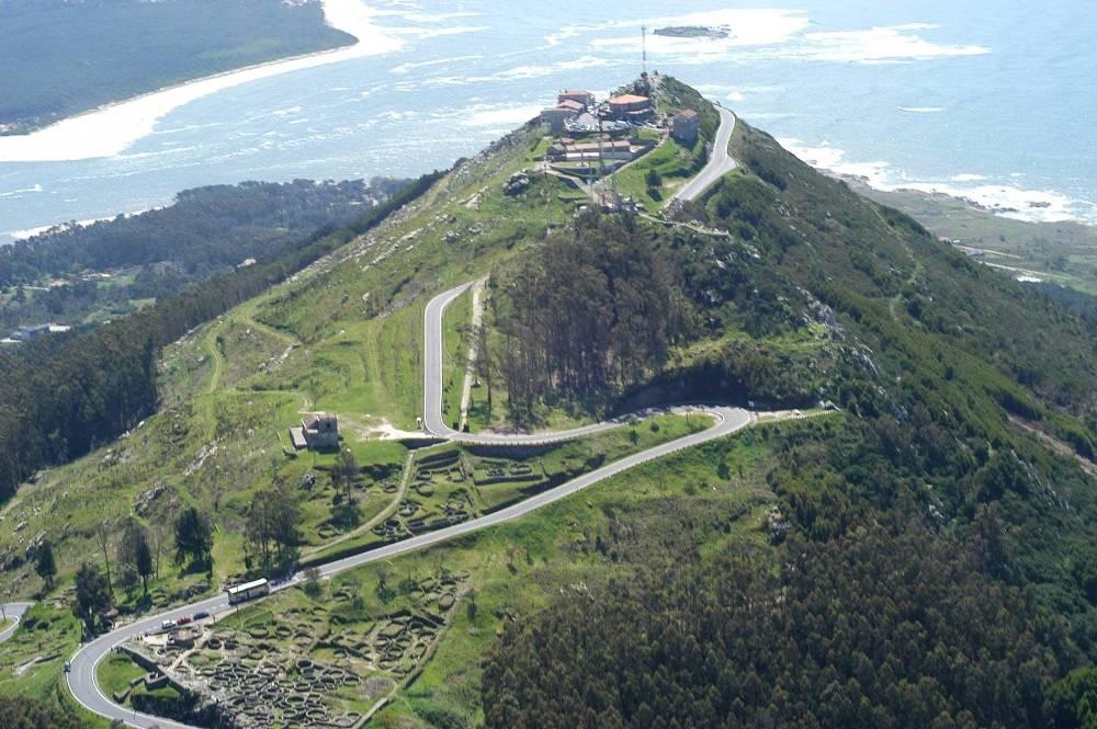Monte Santa Tegra Pontevedra