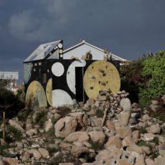 Museo (do ermitán) Man, exposición en Vigo