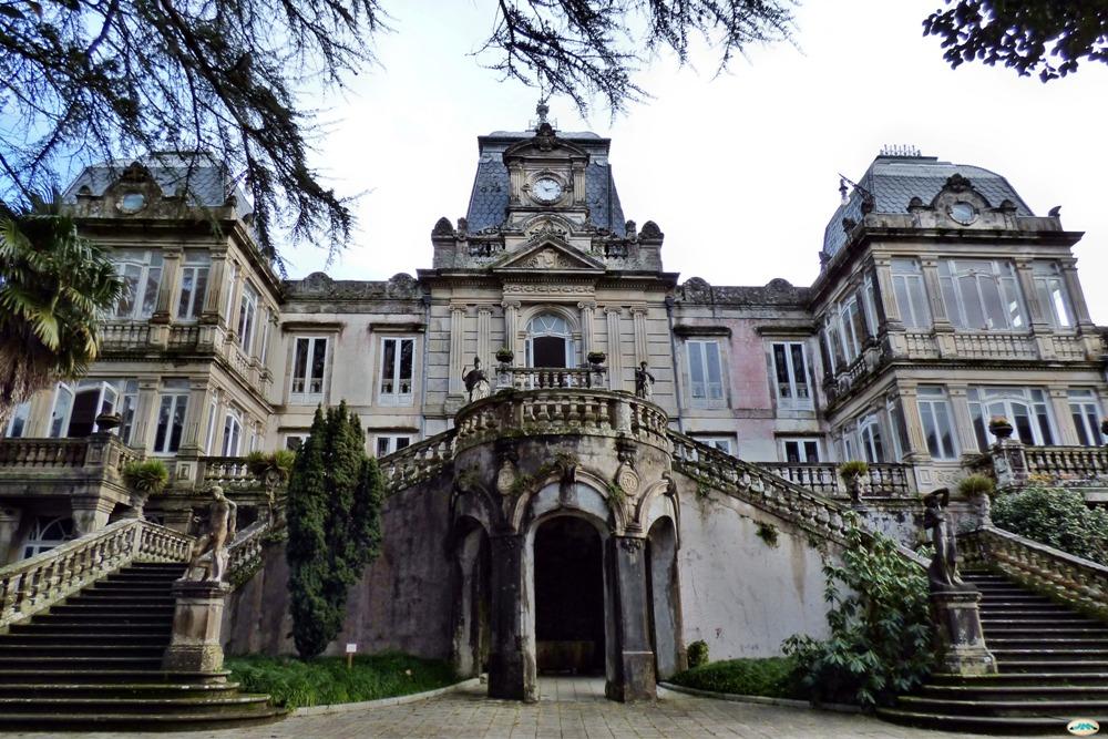 Pazo de Lourizán Pontevedra