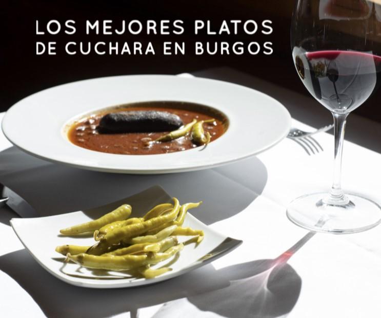 Platos de cuchara en Burgos