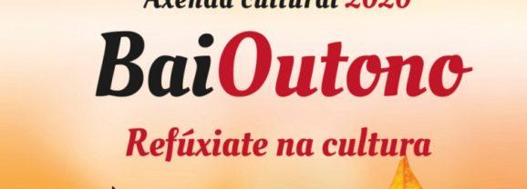 Descubre la programación cultural de otoño en Baiona