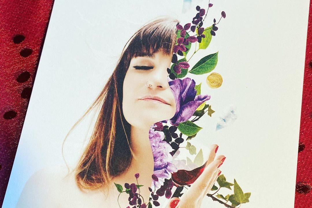 Ilustración de uno de los temas del nuevo disco de Rozalén