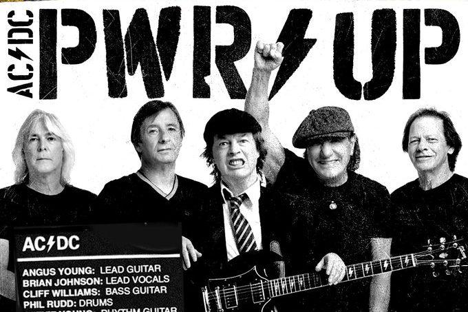 Primer adelanto del nuevo disco de AC/DC