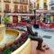 Los bares de Murcia no pagarán nada por instalar sus terrazas