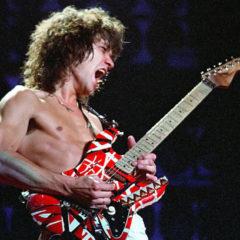 Fallece el virtuoso guitarrista Eddie Van Halen a los 65 años