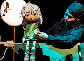 Adiós Peter Pan en Teatro Alkázar en Cáceres