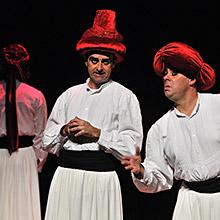 Alí Babá y los 40 ladrones en Teatro Municipal Bergidum en León