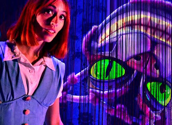 Alicia en el musical de las maravillas en Palacio de Congresos de Toledo