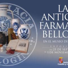 Exposición Temporal `Las antiguas farmacias Bellogín´ en el Museo de Valladolid