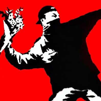 Banksy: A Visual Protest en Círculo de Bellas Artes en Madrid