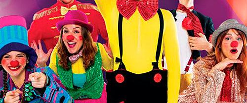 CantaJuego. El circo del Payaso Tallarín en Puerto de Alicante