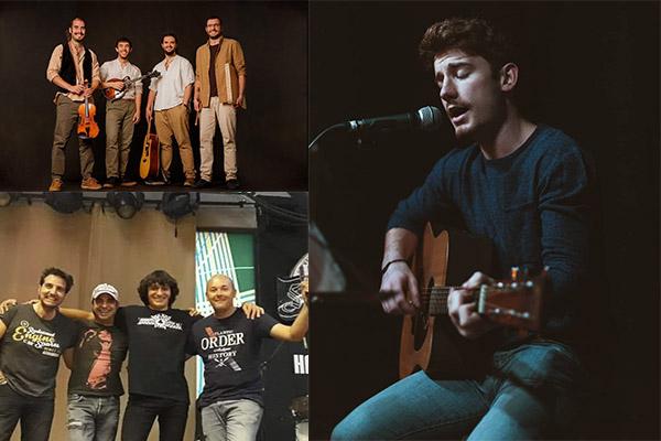 XVI Semana Solidaria con el concierto clausura de El Nido, Vieja Escuela y Mario Andreu