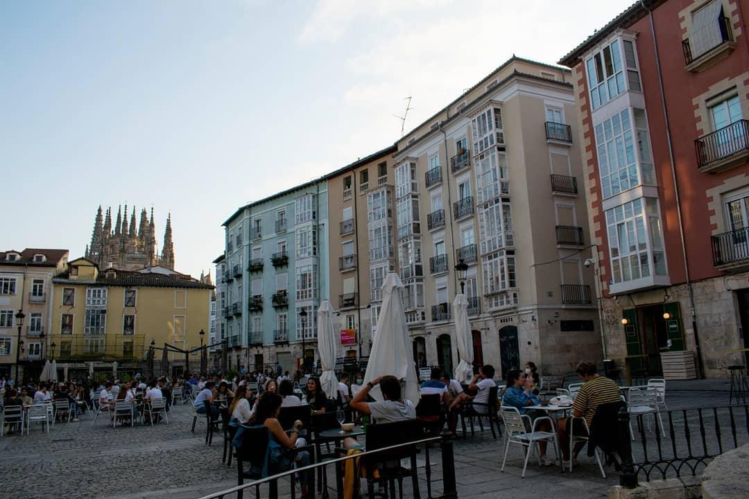 Burgos intenta evitar el confinamiento con nuevas medidas