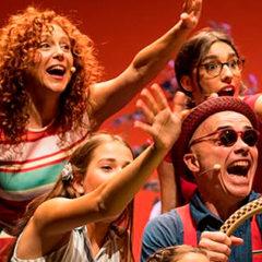Concierto de Dàmaris Gelabert en Trui Teatre en Baleares