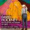 Estreno de David Hockney en la Royal Academy of Arts el 2 de diciembre