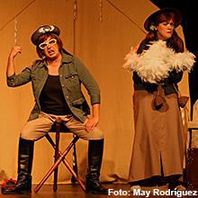 De acá y de allá en Teatro Ramos Carrión en Zamora