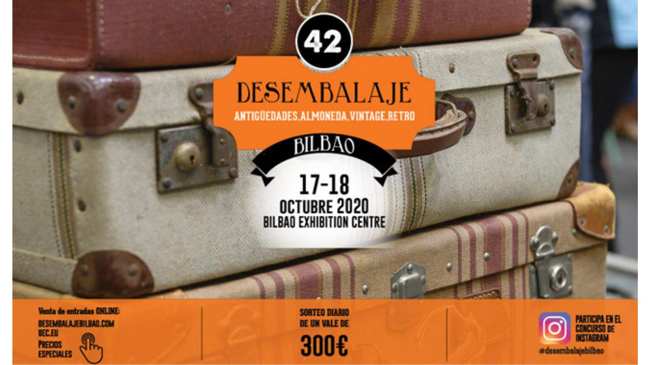 El BEC acogerá este octubre la 42ª edición de Desembalaje