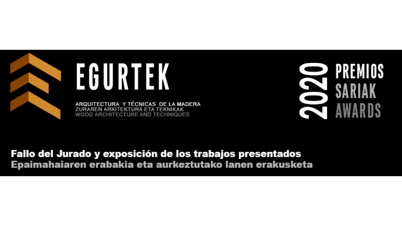 EGURTEK 2020 del 14 al 15 de octubre en el BEC