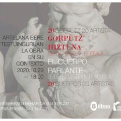 El Museo de Reproducciones de Bilbao acogerá el ciclo «La obra en su contexto» el 29 de octubre