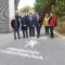 Un parque público y nuevos paseos conectan los barrios de Arangoiti y Deusto