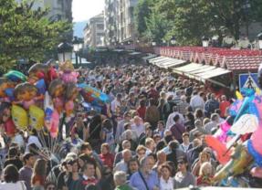 Se suspende la feria del Último Lunes de Octubre de Gernika-Lumo