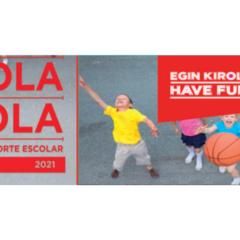 Eskola Kirola se mantiene a pesar de las nuevas restricciones