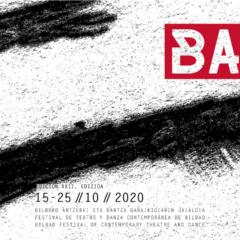 Exposición fotográfica en el metro de Santutxu con motivo del festival de Teatro y Danza Contemporánea