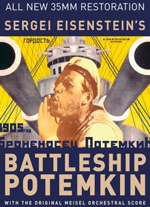 Estreno de El acorazado Potemkin el 2 de octubre