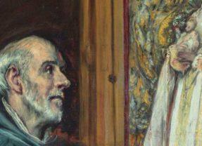 El Greco en Illescas en Museo del Prado en Madrid