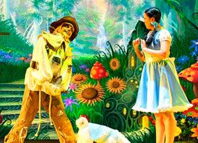 El Maravilloso Mago de Oz (Silvia Villaú) en Auditorio Municipal de Boadilla del Monte en Madrid