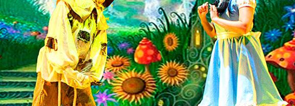 El Maravilloso Mago de Oz (Silvia Villaú) en Teatro Municipal de Coslada en Madrid