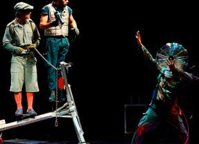 El viaje de Ulises en Teatro Auditorio de Cuenca
