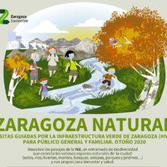 Visitas guiadas para conocer los espacios naturales de la ciudad y su entorno