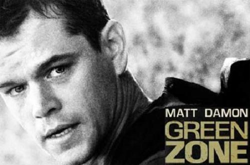 Matt Damon en Green Zone