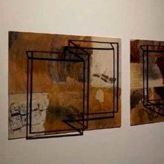 Hashim Cabrera y Jacinto Lara. Cuando el Sufismo llena de luz el vacío del Taoísmo en Casa de Cultura Villafranca de los Barros en Badajoz