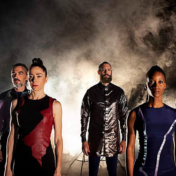 'Los cuerpos celestes' en Teatro Alhambra