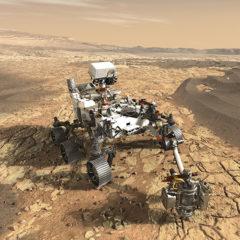 Marte. La conquista de un sueño en Casa de la Ciencia en Sevilla