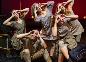Mil novecientos setenta sombreros en Teatro Circo Price en Madrid