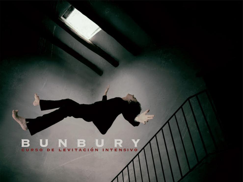 Nuevo disco de Bunbury: 'Curso de levitación intensivo'